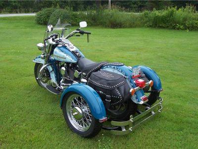 Harley-Davidson Softail Heritage 2008