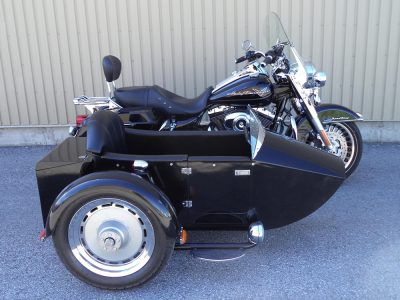 Harley Road King + sidecar TM-401