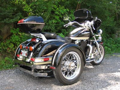 Honda Shadow 1100 Ace Tourer, 2000