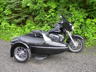 Side-Car TM-301 & Harley-Davidson FLHX Street Glide 2008