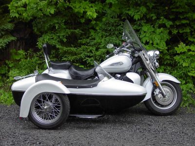 Side-Car TM-301 & Yamaha Royal Star 2004