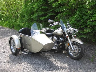 Side-Car TM-401 & Yamaha V-Star 1100, 2006