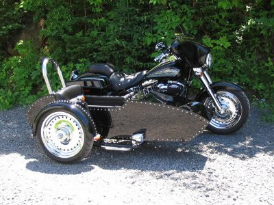 Side-Car TM-603 & Harley-Davidson Fat Boy, 2009