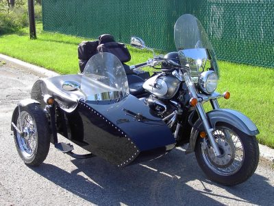 Side car TM-602, 2004 - Suzuki Volusia 2003