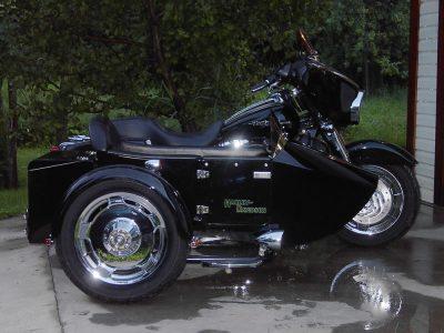 TM-401 - H-D FLHX 2008