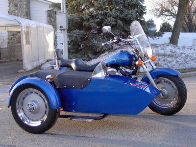 TM-601 + H-D Sportster 1200, 2002