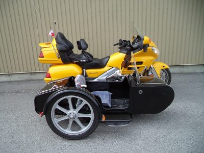 Honda Goldwing + sidecar Bimmer M-103-S
