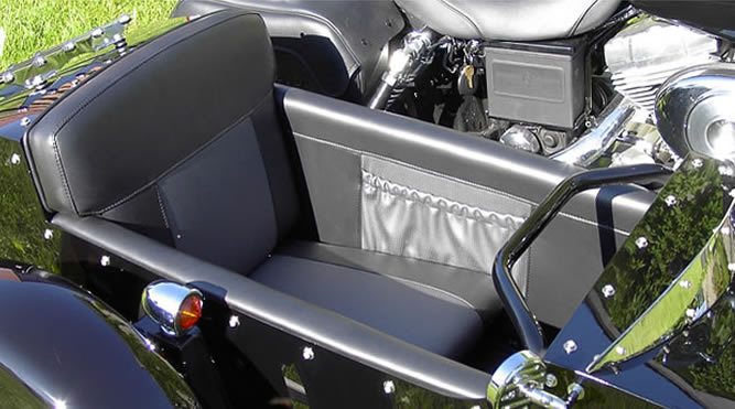 Side Car Trans-Moto