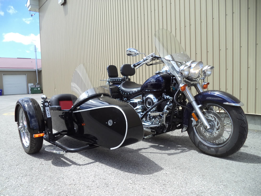 Photo Gallery For Our Trans Moto Sidecar Bimmer Sidecar
