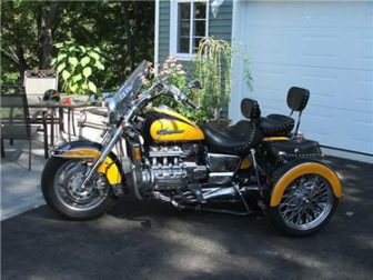 Trans-Moto - Sidecar and Triax Trike for Harley-Davidson and