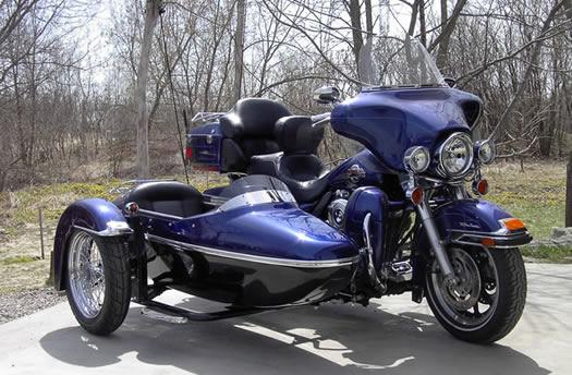 TM Sidecar - Trans-Moto