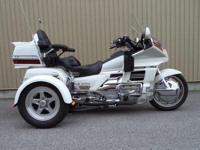 TM-342-M + Honda Goldwing