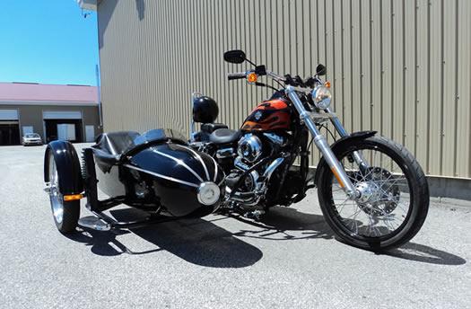 Sidecar Bimmer 350