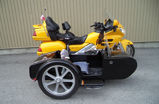side car Bimmer