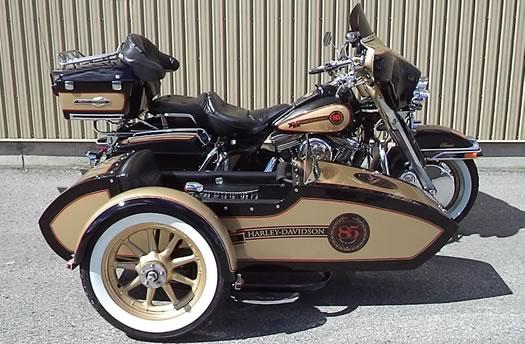 Sidecar TM-601